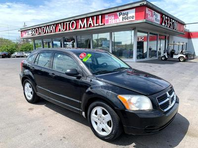 2009 Dodge Caliber SXT image