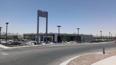 Rudolph Volkswagen of El Paso Image 5