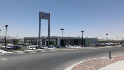 Rudolph Volkswagen of El Paso Image 7