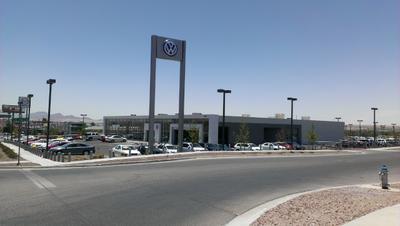 Rudolph Volkswagen of El Paso Image 9