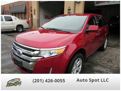 2011 Ford Edge SEL for sale VIN: 2FMDK4JC9BBA15394