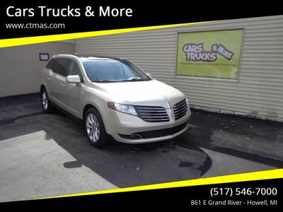Lincoln MKT 2017 for Sale in Howell, MI