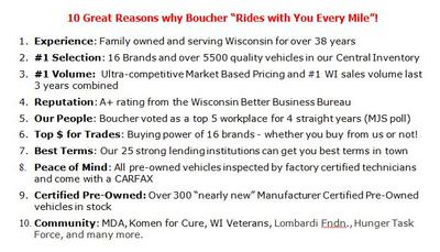 Boucher Buick GMC of Waukesha Image 1