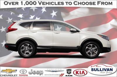 2018 Honda CR-V EX-L for sale VIN: 2HKRW2H85JH641614