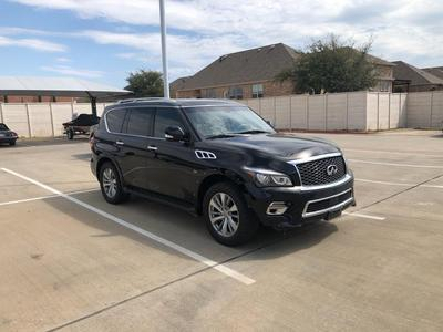 2015 INFINITI QX80 Base for sale VIN: JN8AZ2NF7F9571982