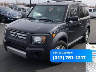 2007 Honda Element LX for sale VIN: 5J6YH28317L000789