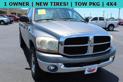 2006 Dodge Ram 1500  for sale VIN: 1D7HU18266S566119