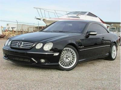 2004 Mercedes-Benz CL-Class  for sale VIN: WDBPJ74JX4A040852