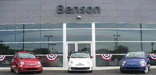 Benson Fiat Alfa Romeo Image 4