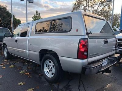 Chevrolet Silverado 1500 2006 for Sale in San Leandro, CA