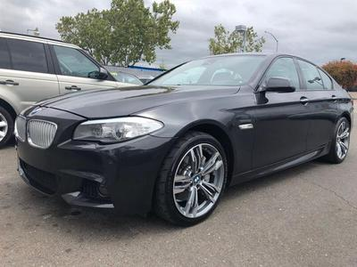 2011 BMW 550 i for sale VIN: WBAFR9C53BDE81675