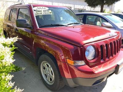 Jeep Patriot 2016 for Sale in Fresno, CA