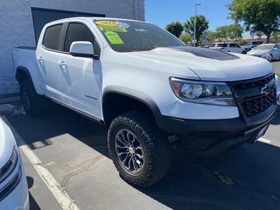 Chevrolet Colorado 2018 a la Venta en Fresno, CA
