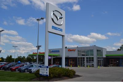 Kerry Volkswagen Mazda Image 6