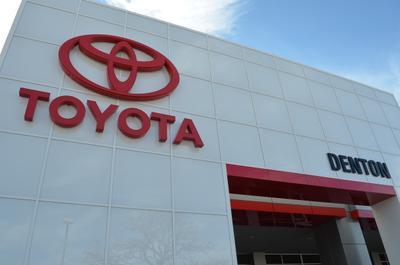 Toyota of Denton Image 1