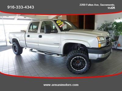 Chevrolet Silverado 2500 2007 for Sale in Roseville, CA