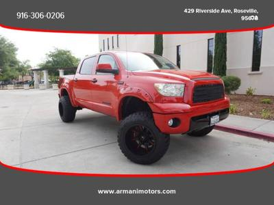 Toyota Tundra 2008 for Sale in Roseville, CA