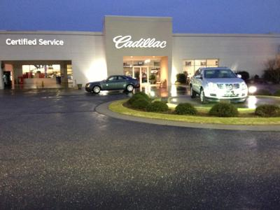 Cadillac of Fayetteville Image 6