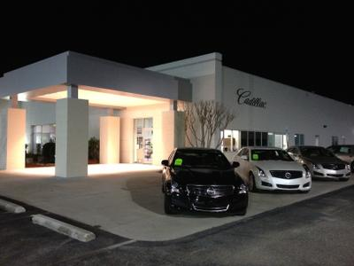 Cadillac of Fayetteville Image 8