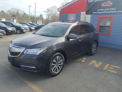Acura MDX 2016 for Sale in Westport, MA