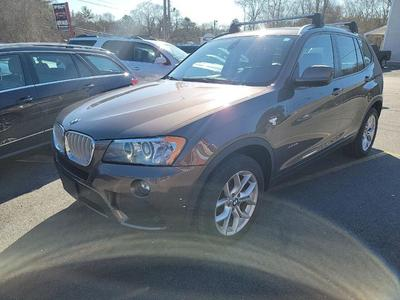 BMW X3 2012 a la venta en Westport, MA