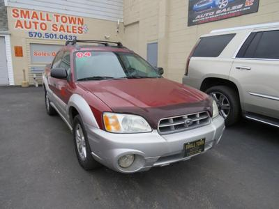 Subaru Baja 2004 for Sale in Hazleton, PA