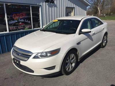 2011 Ford Taurus SEL for sale VIN: 1FAHP2HW1BG137547