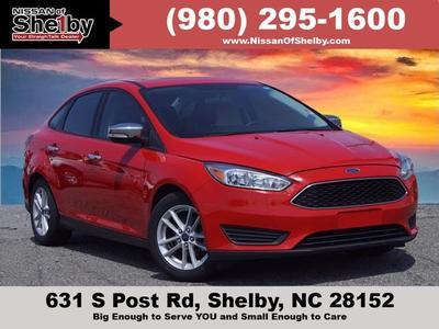 2015 Ford Focus SE for sale VIN: 1FADP3F29FL244105