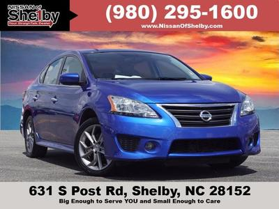 Nissan Of Shelby >> Used 2014 Nissan Sentra Sr Sedan In Shelby Nc Near 28152 3n1ab7ap1ey323461 Auto Com
