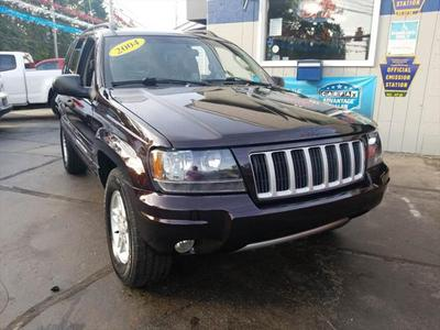 Jeep Grand Cherokee 2004 for Sale in Erie, PA