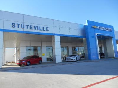 Stuteville Chevrolet Image 1
