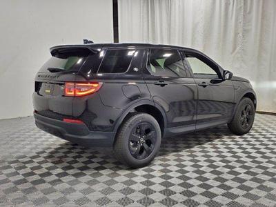 Used 2020 Land Rover Discovery Sport S Salcj2fx8lh880325 Auto Com