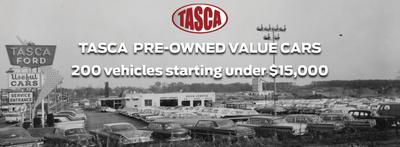 Tasca Ford of Connecticut Image 3