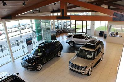 Jaguar Land Rover Columbia Image 2