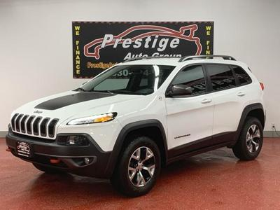 Jeep Cherokee 2016 a la venta en Tallmadge, OH