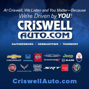 Criswell Chevrolet of Thurmont Image 1