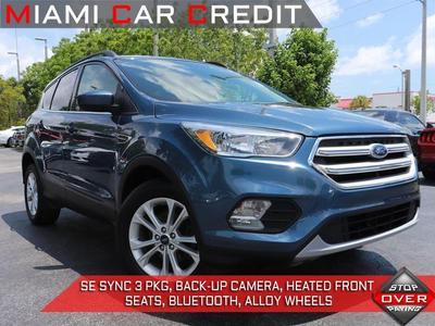 Ford Escape 2018 for Sale in Miami, FL