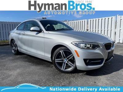 2017 BMW 230