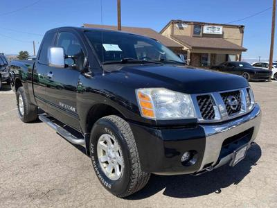 Nissan Titan 2005 for Sale in Parker, CO