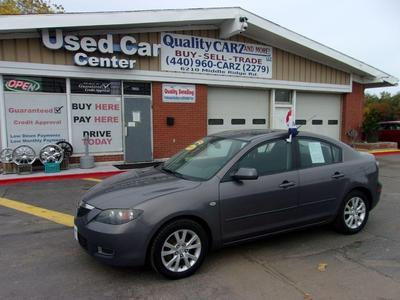 Mazda Mazda3 2007 for Sale in Lorain, OH