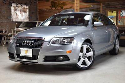 2008 Audi A6 3.2 quattro for sale VIN: WAUDH74F48N132482