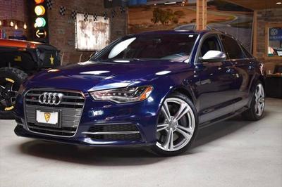 2014 Audi S6 4.0T Prestige for sale VIN: WAUF2AFC5EN040724