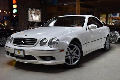 2006 Mercedes-Benz CL-Class CL500 for sale VIN: WDBPJ75J96A047213