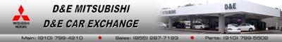 D & E Car Mitsubishi Image 1