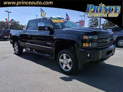 Chevrolet Silverado 2500 2017 for Sale in Valdosta, GA