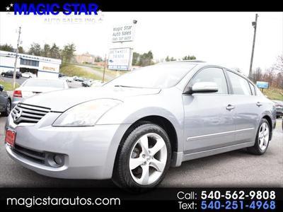 2008 Nissan Altima 3.5 SE for sale VIN: 1N4BL21E98N477858
