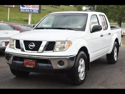 2005 Nissan Frontier SE Crew Cab for sale VIN: 1N6AD07W55C431102