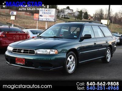 1999 Subaru Legacy L AWD for sale VIN: 4S3BK4353X6304268