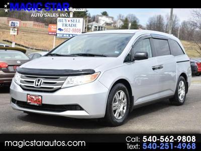 2012 Honda Odyssey LX for sale VIN: 5FNRL5H27CB064513