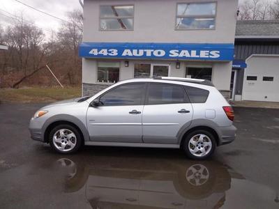 2005 Pontiac Vibe  for sale VIN: 5Y2SL63875Z456746